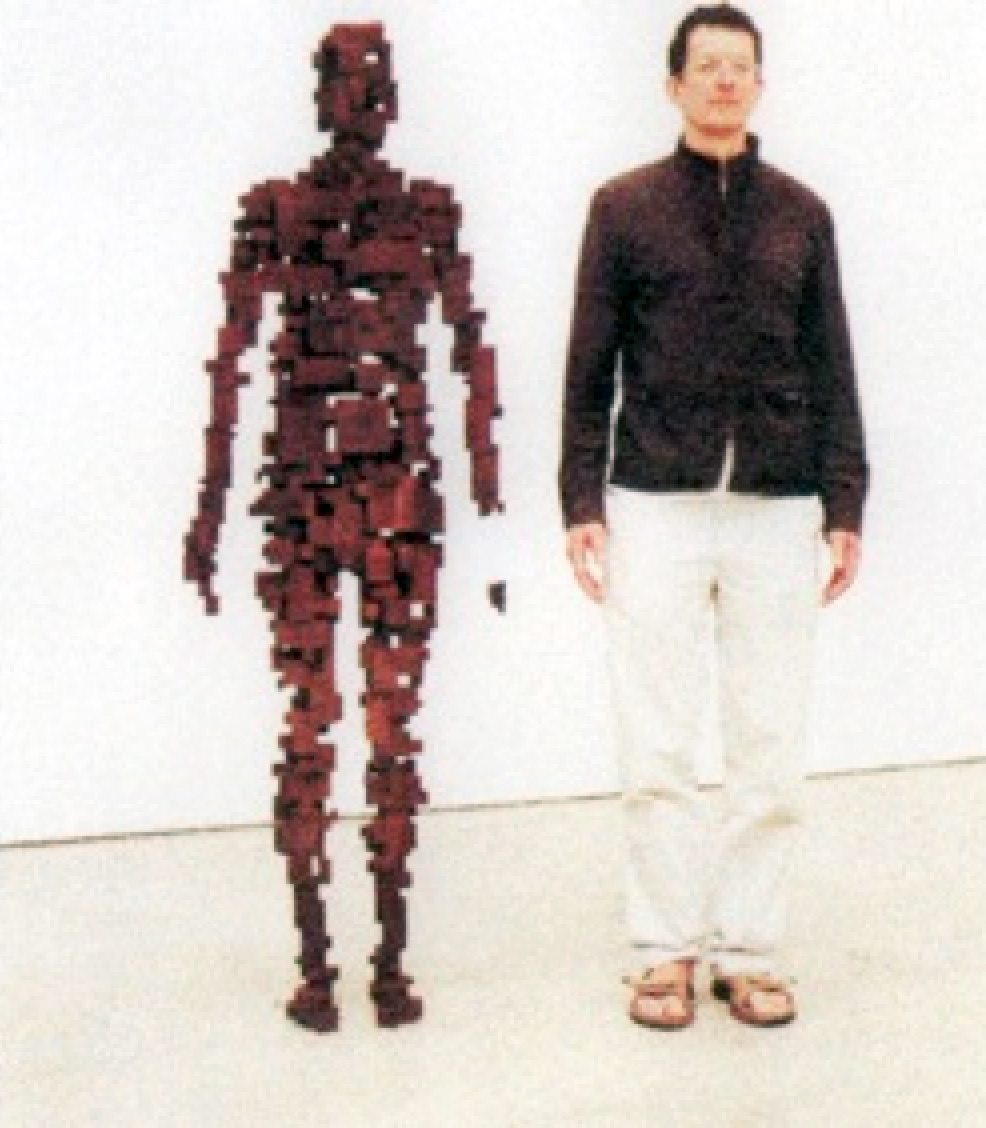 19 - Antony Gormley