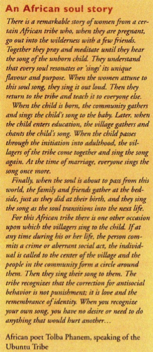 African Soul Story